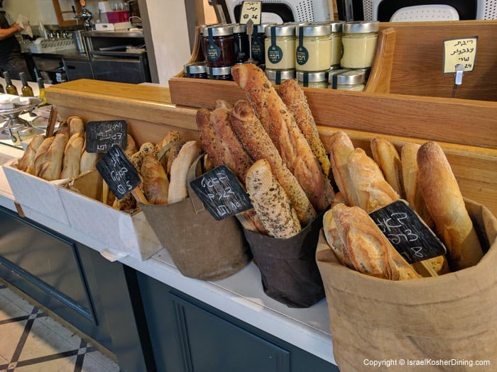 Baguettes & specialty breads baked in house