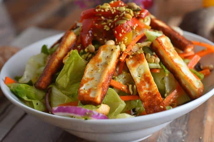 Golan Salad
